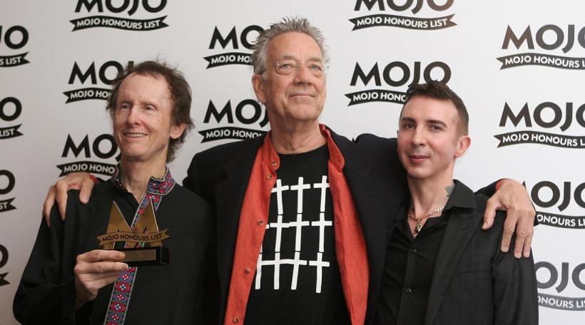 Robby Krieger , Ray Manzarek, Mark Almond.