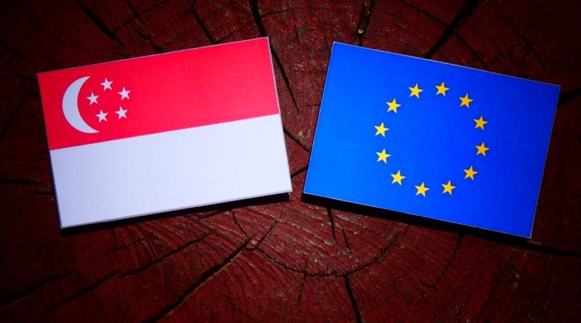 Singapur - EU