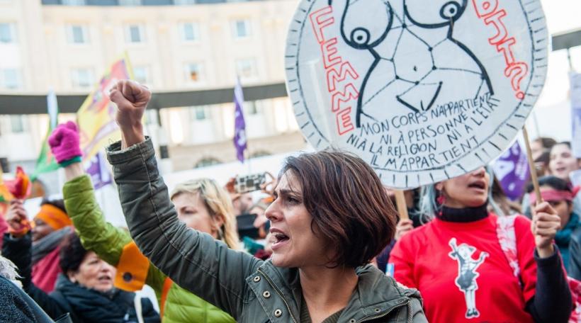 De Weltfradendag 2018 zu Bréissel