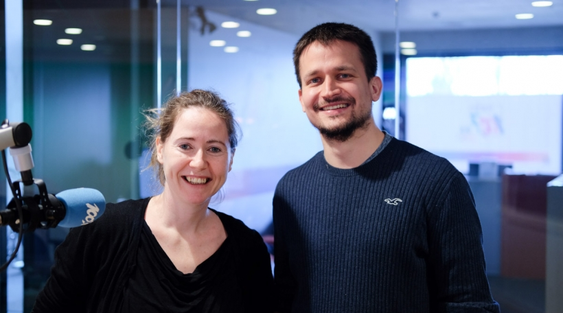 Deborah Plein a Jeff Kauffmann