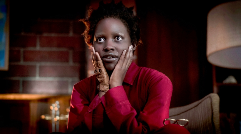 "Lupita Nyong'o as Adelaide Wilson doppelgänger Red in ""Us,""."