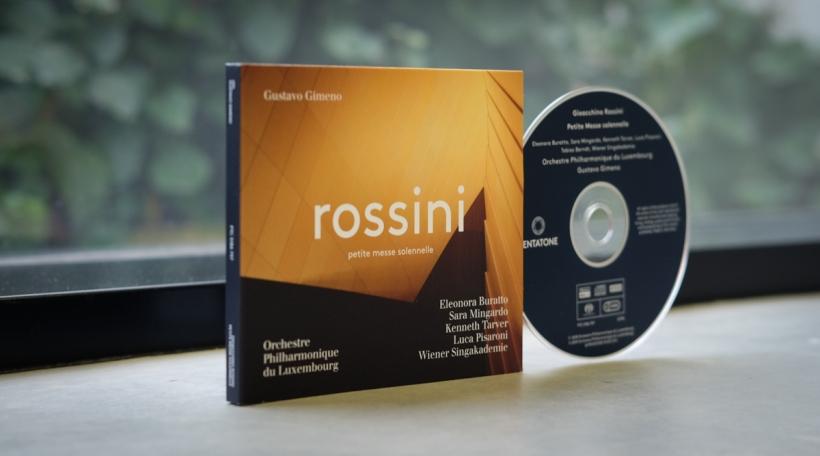 Rossini-CD vun der Woch