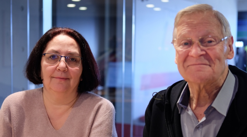 Brigitte Bintz a Gérard Heinen