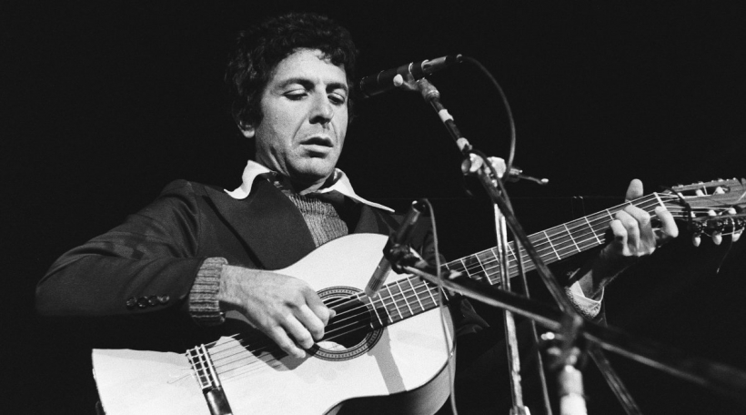 De Leonard Cohen am Joer 1972. Foto: picture-alliance / Sven Simon