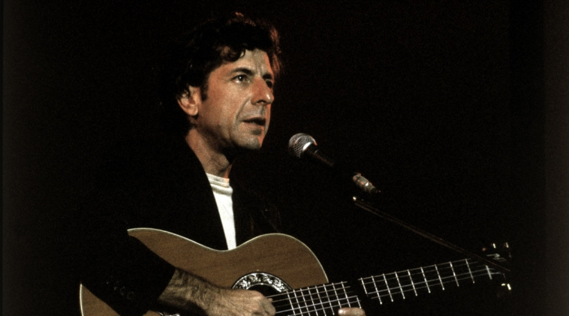De Leonard Cohen am Joer 1988. Foto: picture-alliance / KPA Copyright