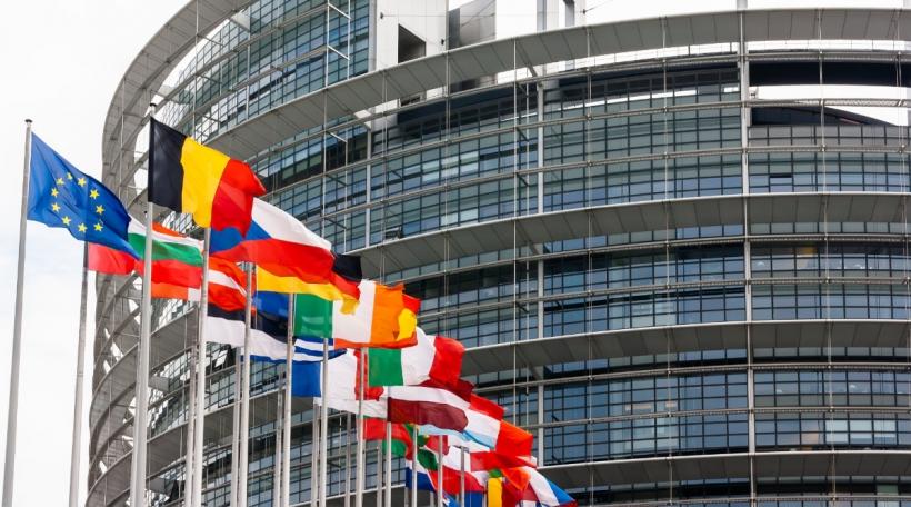 D'Europaparlament zu Stroosbuerg