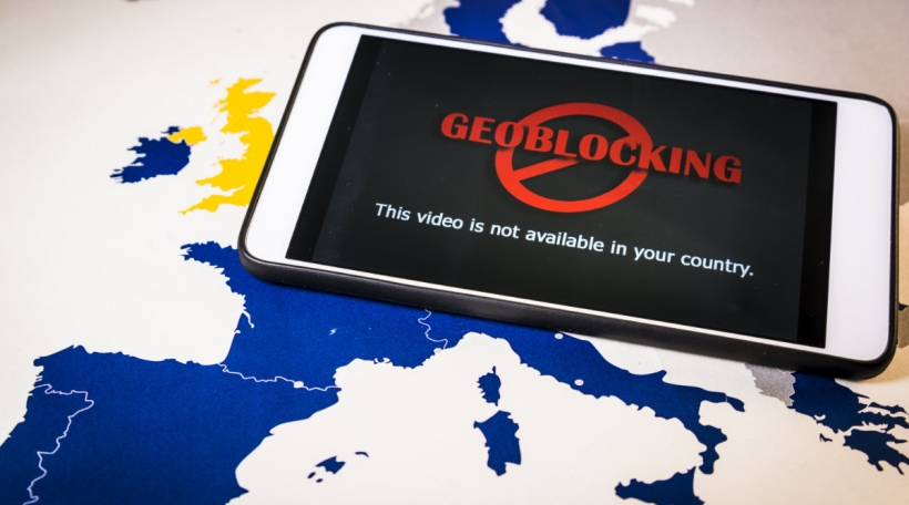 Geoblocking an der EU