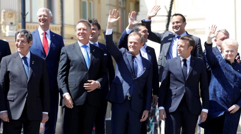 Beim informellen EU-Sommet zu Sibiu a Rumänien goufe keng méi éiergäizeg Ziler fir de Klimaschutz festgehalen