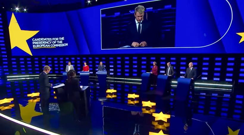 Eurovisiouns-Debatt