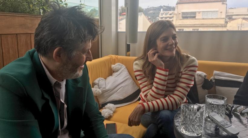 Christophe Honoré a Chiara Mastroianni