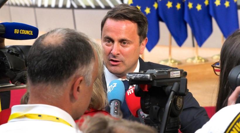 De Xavier Bettel um informellen EU-Sommet