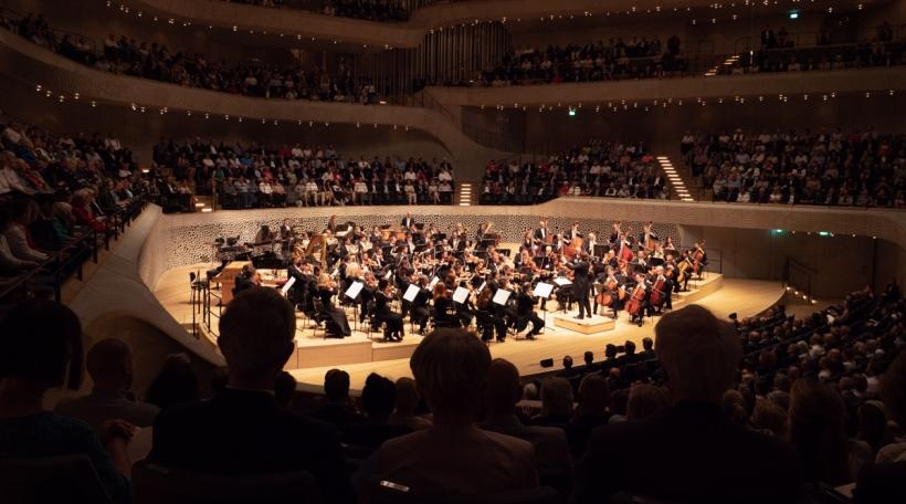 OPL Tournée Elbphilharmonie