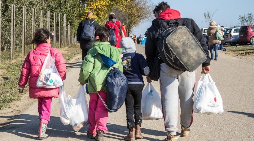 Refugiéën