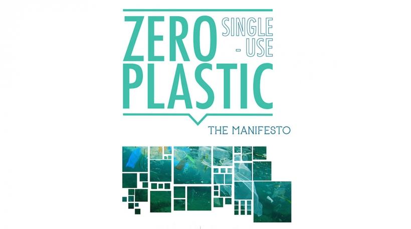 Zero single use plastic
