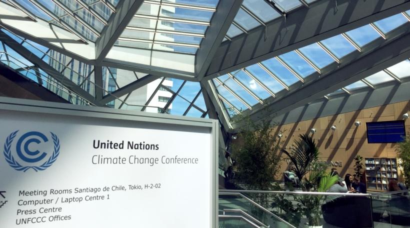Klimakonferenz Bonn 2019