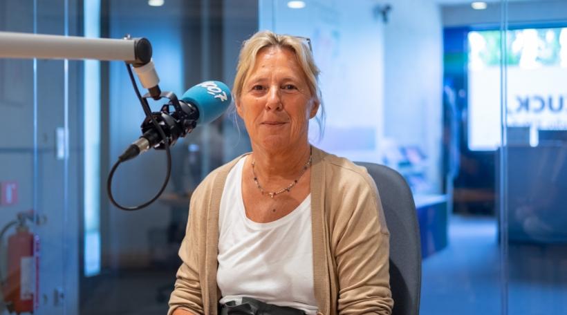 Barbara Gorges Kanner- a Jugendtelefon