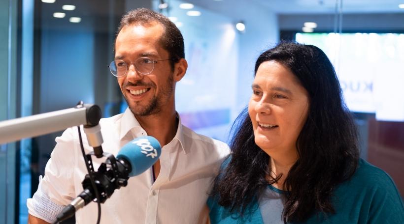 Yann Gorges, Brigitte Michaelis