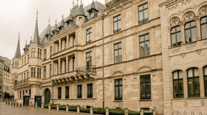 De Palais an der Stad