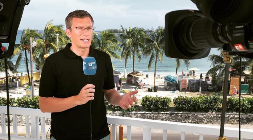 Philipp in the bahamas