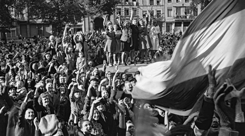 D'Enn vum Zweete Weltkrich