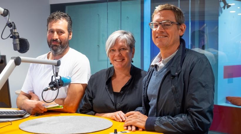 Marc Vaessen, Carine Mertes a Jean Zeches
