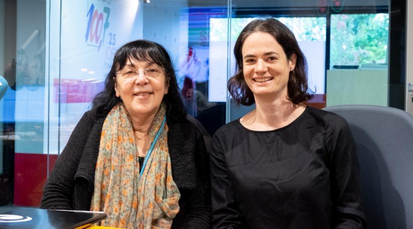 Sylvie Hamus an Anne Bauler
