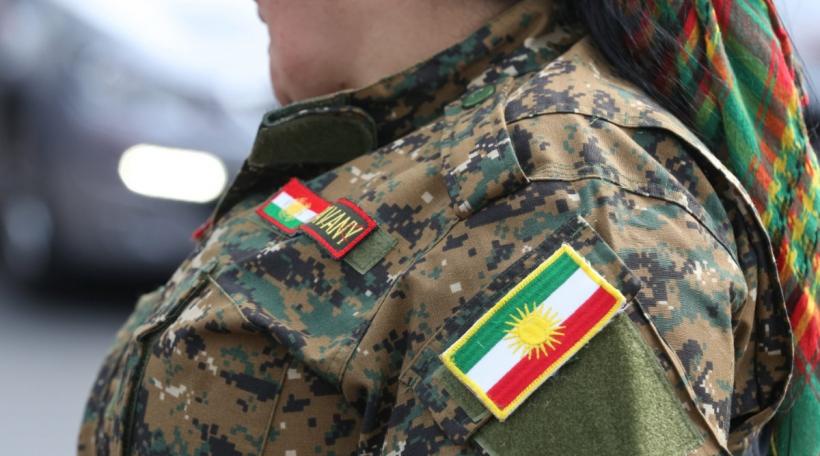 Eng kurdesch Uniform