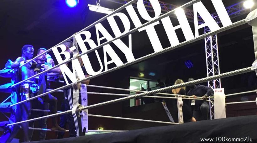 B-Radio Muay Thai