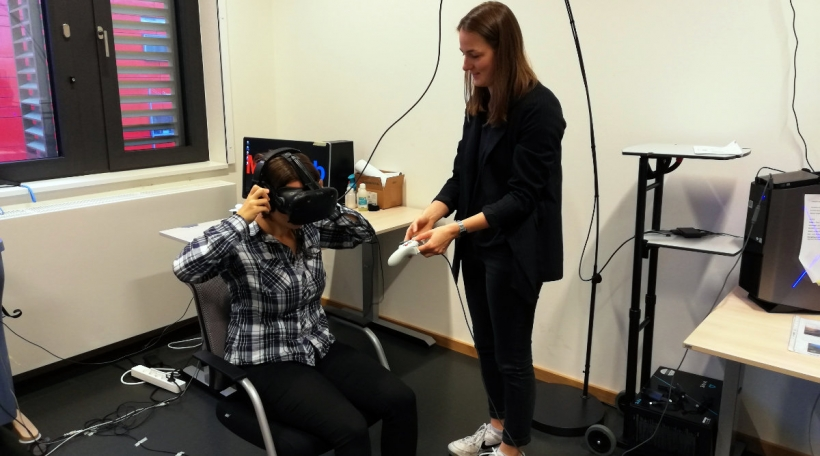 Virtuell Realitéit