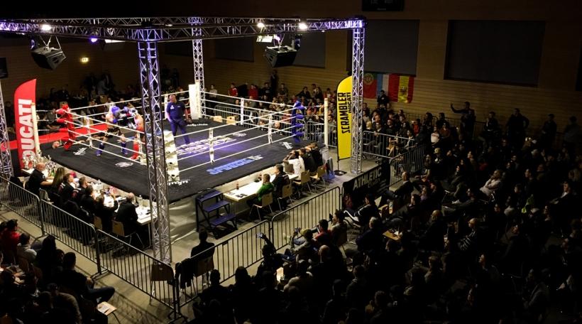 Kings of Muay Thai-Gala, de 5. Oktober an der Stroossbuerger Strooss