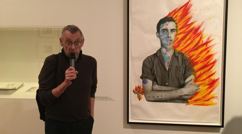 David Kiehl an David Wojnarowicz