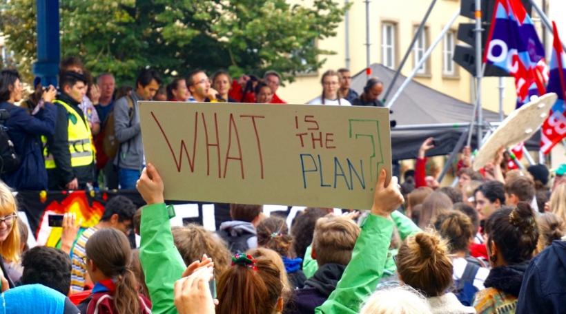 Klimaprotester