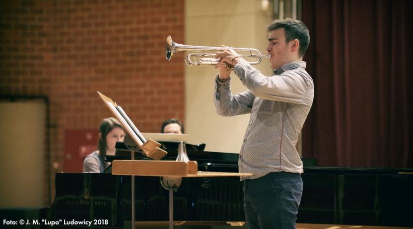 UGDA - 35e Concours pour Jeunes Solistes, Conservatoire de la Ville de Luxembourg