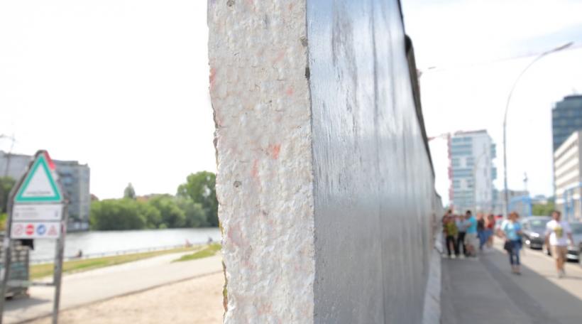 D'Berliner Mauer