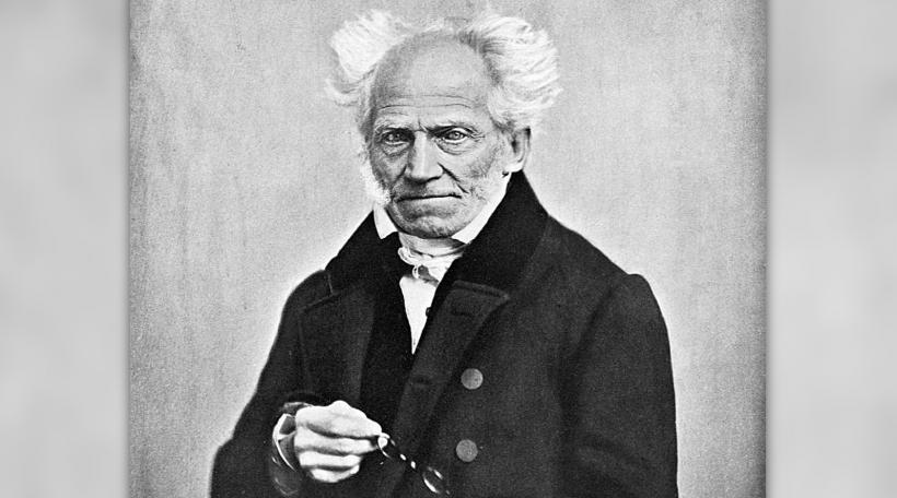 Den Arthur Schopenhauer (1788-1860).