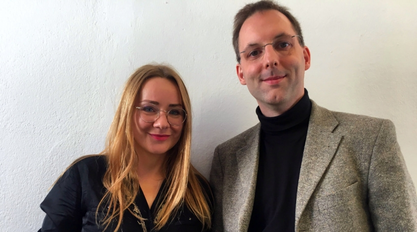 Martyna Bunda an de Bernhard Hartmann
