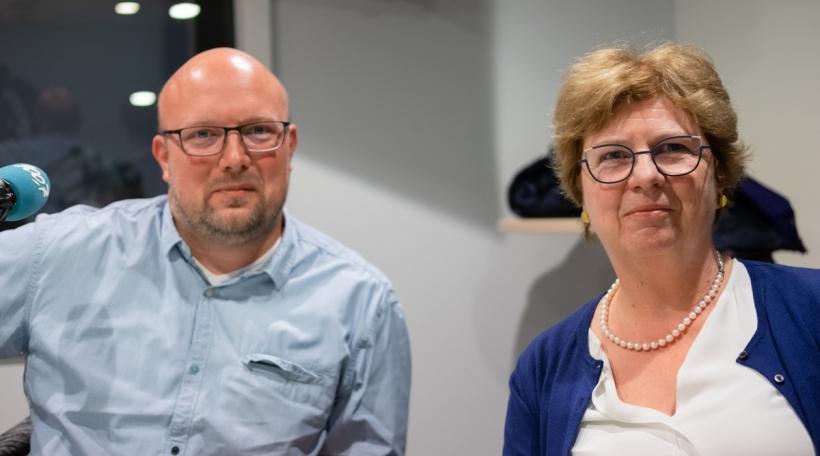 Dan Hientgen, Denise Fischer