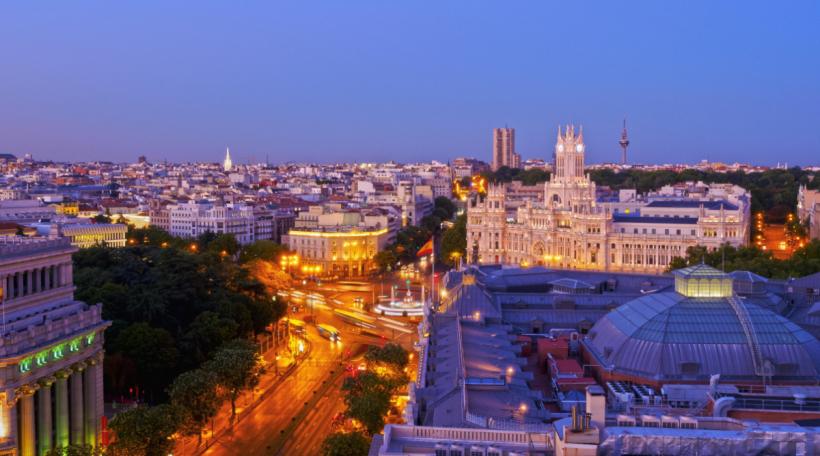 Madrid Stadusiicht