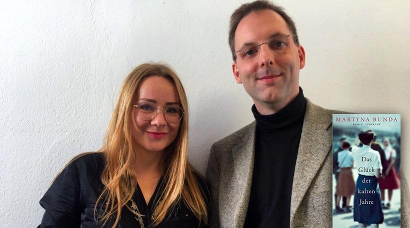 D'Martyna Bunda an hiren Iwwersetzer Bernhard Hartmann