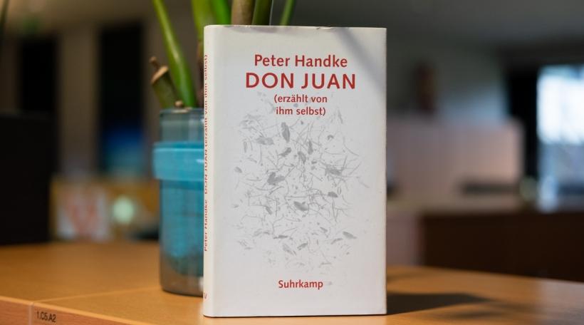 Peter Handke - Don Juan