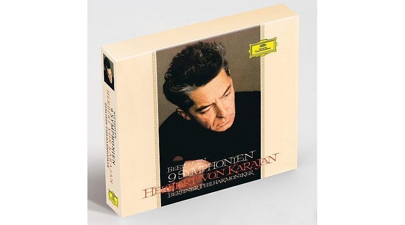 Dem Herbert von Karajan seng Beethoven-Opnamen hunn och nach no bal 50 Joer Referenzcharakter