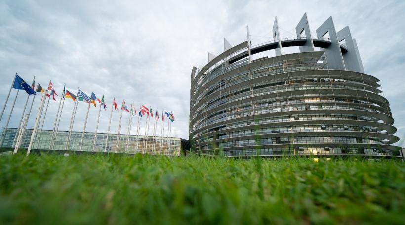 Europaparlament Stroossbuerg