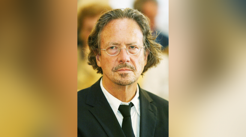 Peter Handke Wikimedia Commons