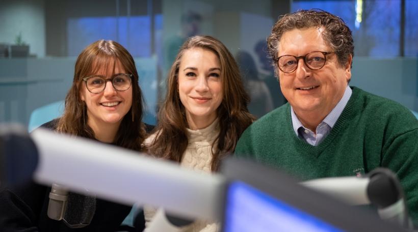 Natalie von Laufenberg; Lara Peiffer; Carlo Hansen