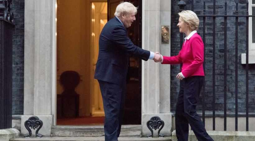 De Boris Johnson an d'Ursula von der Leyen