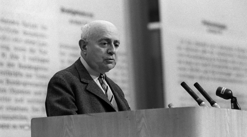 Den Theodor W. Adorno