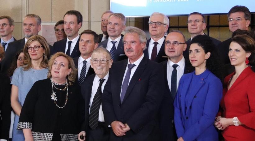 De Jean Asselborn op der Konferenz vun der International Holocaust Remembrance Alliance (IHRA)