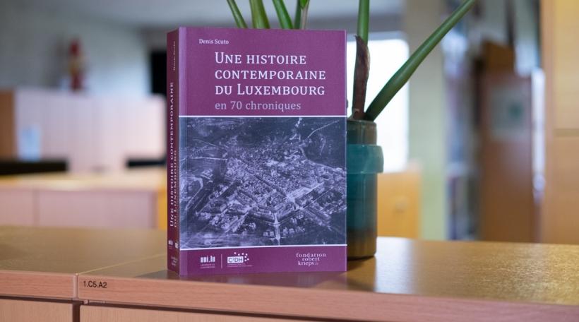 Une histoire contemporaine du Luxembourg