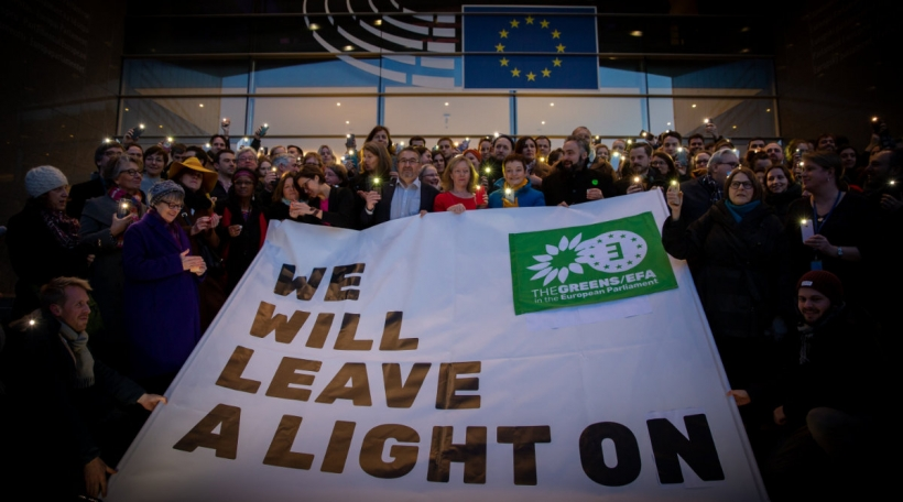 Brexit: We will leave a light on