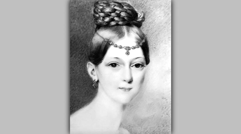 Josephine Vieuxtemps geb. Eder (Foto: Association Henry Vieuxtemps)